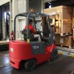 Zastosowanie wózków widłowych w praktyce