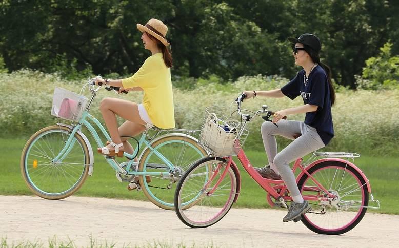 Dobrze wyposażony rower