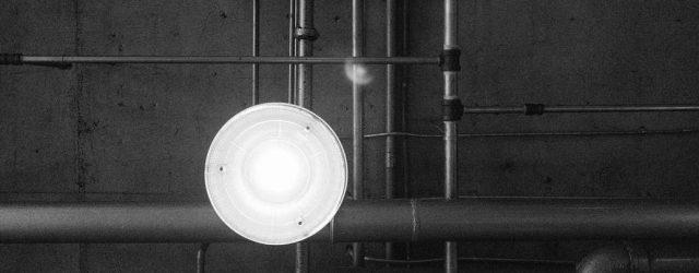 przemysłowe oświetlenie