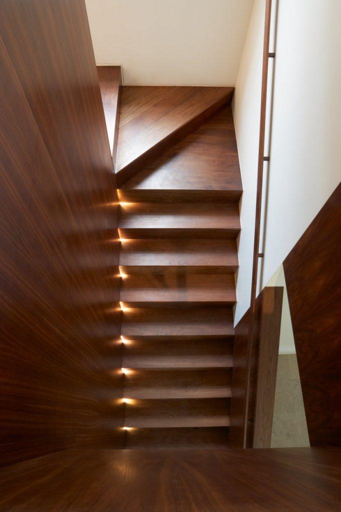 oświetlenie schodowe